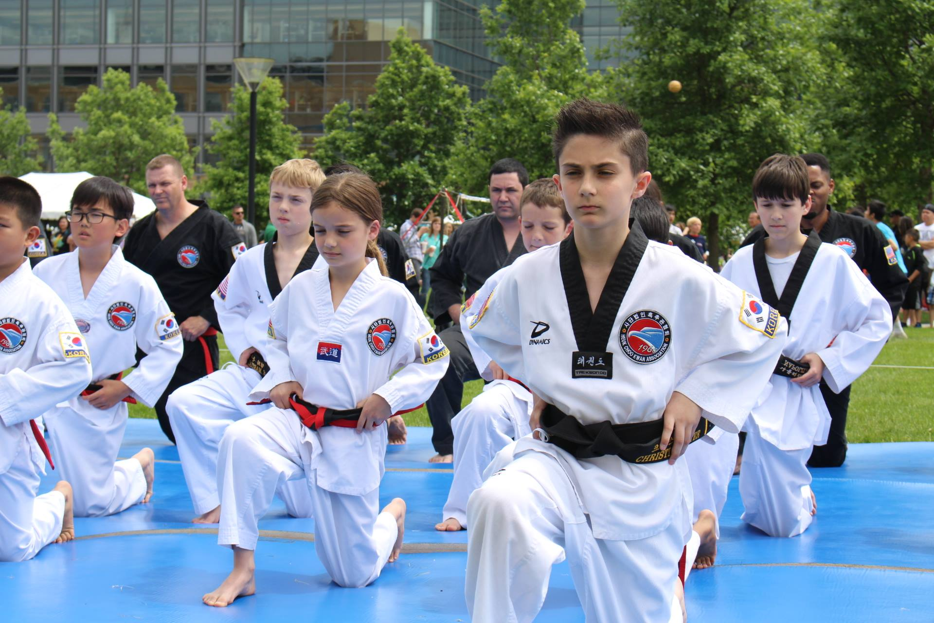 Family-friendly Traditional Martial Arts
